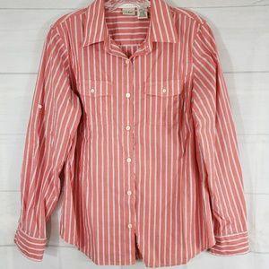 LLBEAN Long Sleeve Button Down Shirt